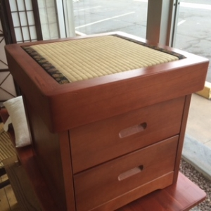 tatami drawer table