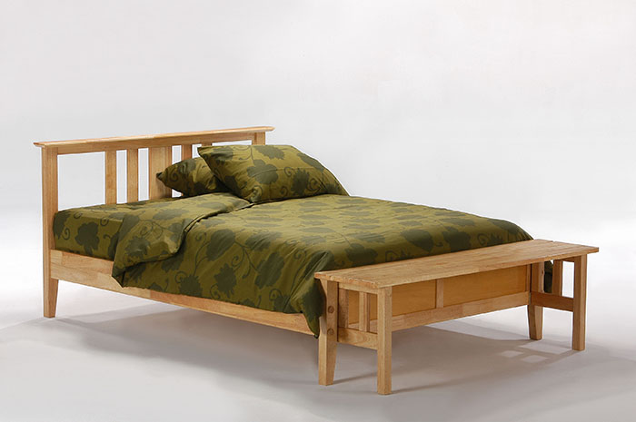 Thyme Futon Favorite Classic Beds Wood Bed Frames In